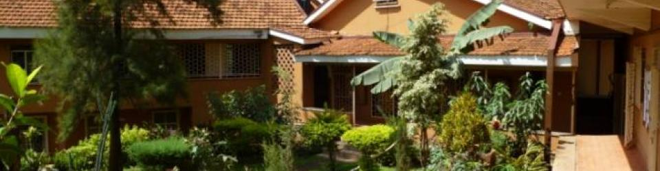 The Makerere Institute of Social Research (MISR) premises