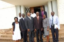 NGO Forum donates Shs12 million to MAK students for research