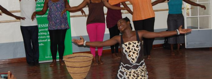 Department of Performing Arts and Film celebrates jubilee in style
