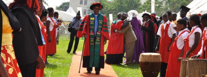 Makerere 64th Graduation
