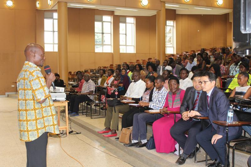 Prof. Peter Baguma coordinates the programme at Makerere
