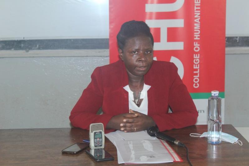Dr Allen Asiimwe, Principal Investigator