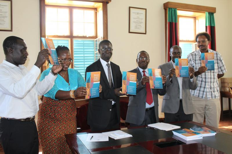 The publication was relaunched by Prof. Kirumira