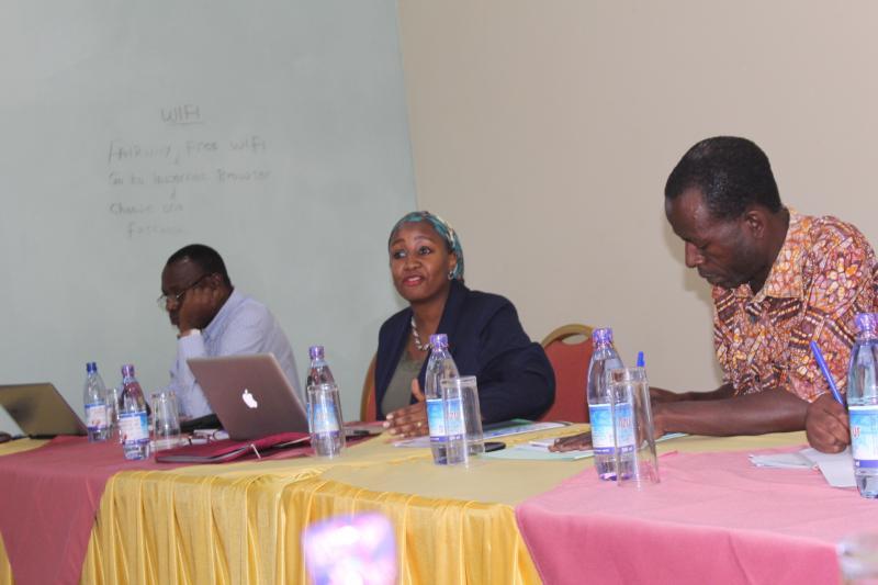 Dr Zahara Nampewo shares her views