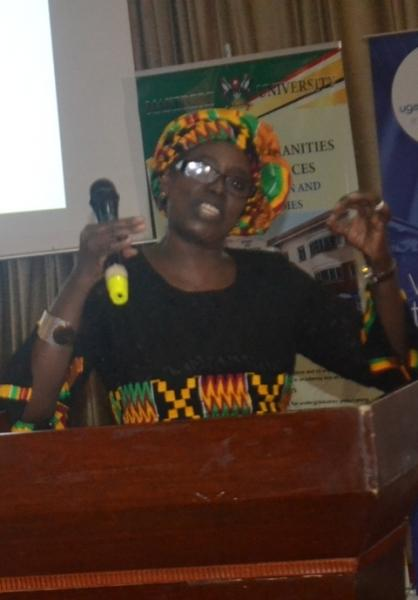 The Keynote Speaker, Ms. Ngone Diop