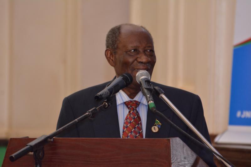 Mr. Butiku, ED Mwalimu Nyerere Foundation