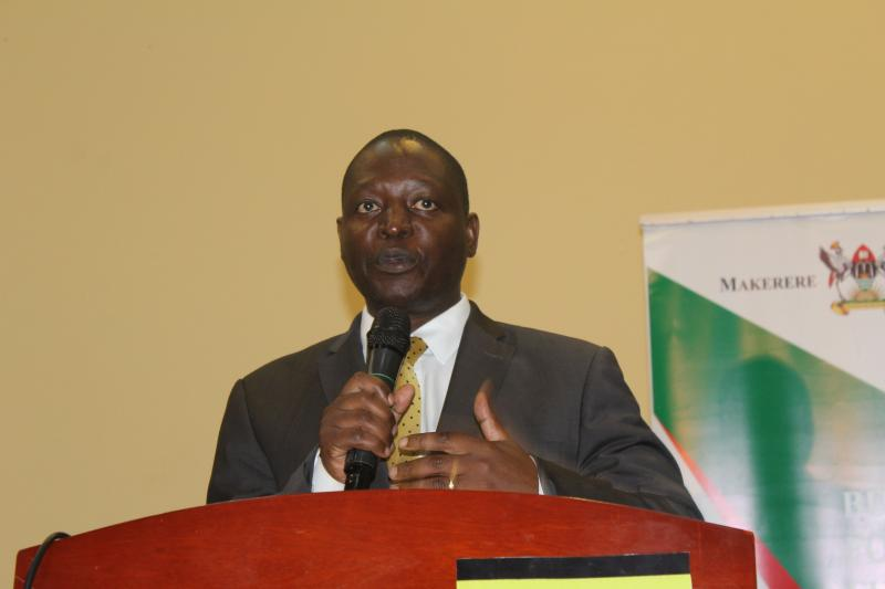 Hon. Bahati represented the Prime Minister at the fundraising dinner