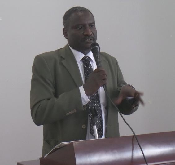 Prof. Munzoul Assal, Coordinator NORHED Borderland Dynamics Project