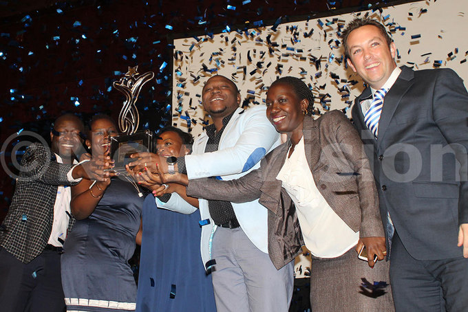 Uganda Breweries Limited emerged overall winners